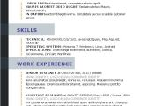 What Does A Professional Resume Look Like What Your Resume Should Look Like In 2017