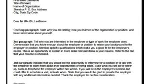 What Font Should A Cover Letter Be Cover Letter Samples