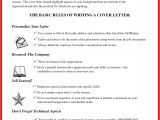 What Goes In A Cover Letter for A Job What Goes On Cover Letter Apa Example