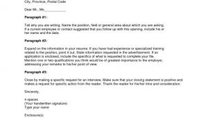 What is A Cover Letter and How to Write One How to Write Cover Letter Resume Badak