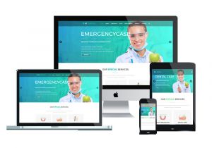 What is A Responsive Template at Dental Free Responsive Dental Website Templates