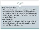 What is the Meaning Of A Cover Letter Definition Of A Cover Letter the Letter Sample