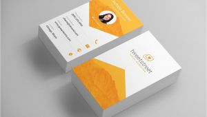 What is the Standard Size Of A Business Card Sleek Material Design Business Card