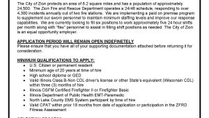 What Kind Of Background Check is Done for Green Card Fire Department Employment City Of Zion