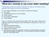What Should I Include In My Cover Letter Cover Letters and Business Letters Ppt Video Online Download