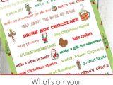 What Should I Write On Christmas Card Christmas Bucket List for the whole Family Christmas