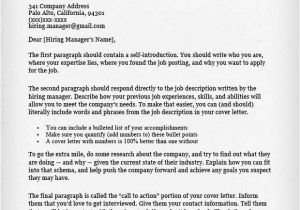 What to Add In A Cover Letter 40 Battle Tested Cover Letter Templates for Ms Word