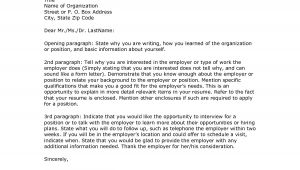 What to Have In A Cover Letter Cover Letter format Creating An Executive Cover Letter