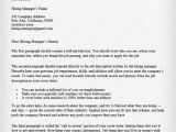 What to Put In Your Cover Letter How to Write A Cover Letter Guide with Sample How Can Done