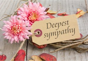 What to Say In A Funeral Flower Card How to Send and Receive Sympathy Cards Graciously