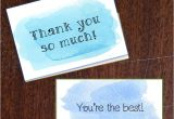 What to Say In A Thank You Card Thank You Note Cards Teacher Appreciation Notes Teacher