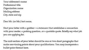 What to Say On A Cover Letter What Not to Say In Your Cover Letter News Nexxt