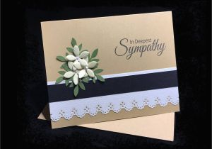What to Say On A Funeral Flower Card Sympathy Card Bereavement Card 3d Sympathy Cards Handmade