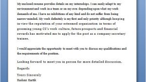 What to Write In A Covering Letter What to Write In Cover Letter