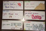 What to Write In A Love Card to Your Girlfriend Open when Letters Geburtstagskarte Freundin Geschenke