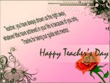 What to Write In A Teachers Day Card Happy Teachers Day Greeting Cards 2019 Free Download