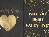 What to Write In A Valentine Card Buncee Valentine Sday Heart Gold Cards Templates