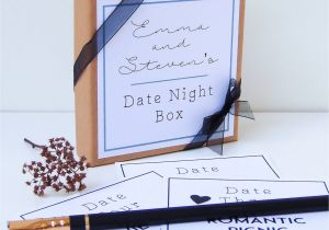 What to Write In An Anniversary Card to Wife Date Night Box Date Night Ideas Date Night Cards First