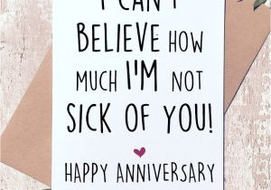 What to Write In An Anniversary Card to Wife Excited to Share This Item From My Etsy Shop Funny