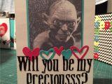 What to Write In Fiance Valentine Card Lord Of the Rings Valentines Card Mit Bildern Geschenke