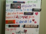 What to Write In Fiance Valentine Card My Candy Bar Poster for My Hunny for Valentine S Day