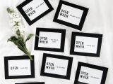 What to Write In Your Boyfriends Birthday Card Free Printable Open when Envelope Labels with Images
