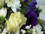 What to Write On A Sympathy Flower Card Funeral Flower Posy Delivered Next Day Uk Free In 1hr