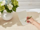 What to Write On A Sympathy Flower Card Thank You Note Samples for after A Funeral