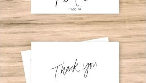 What to Write On A Wedding Thank You Card Personalised Wedding Thank You Cards with Photos with