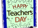 What to Write On Teachers Day Card Happy Teacher Day Rock Tile