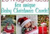 What Was On the First Christmas Card Baby Christmas Card Ideas 20 Pictures and Poses to Inspire