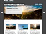 What WordPress Template is This Debut theme WordPress themes for Blogs at WordPress Com