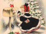 When is the Christmas Card On Hallmark Early Midcentury Christmas Card D D D N D D D D D D N D D D N Dµd N D N Dµ