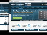 Whmcs Custom Template Premium Whmcs theme Blue Blaze A Quality Web Hosting