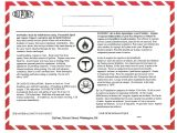 Whmis Labels Template the Intech Insider Whmis Compliance for Dupont Teflon
