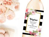Will You Be My Bridesmaid Wine Label Template Editable Wine Label Will You Be My Bridesmaid Pdf Instant