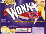 Willy Wonka Candy Bar Wrapper Template 2002 Wonka Candy Wrapper Archive