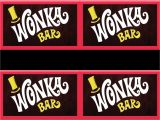Willy Wonka Candy Bar Wrapper Template Mia 39 S Big Willy Wonka Birthday Party for Mia 39 S 8th Birthday
