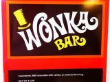 Willy Wonka Candy Bar Wrapper Template World 39 S Largest Willy Wonka Bar Wrapper Golden Ticket