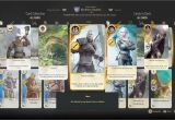 Win A Unique Card From Lambert the Witcher 3 where to Get the Geralt Of Rivia Gwent Card