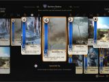 Win A Unique Card From the Baron Steam Community Guide How to Gwent Beginner Tutorial