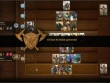 Win A Unique Card From Vernon Roche Gwint Alte Freunde Old Friends Losung the Witcher 3