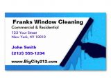 Window Cleaning Flyer Template Customizable Window Cleaning Bc Business Card Zazzle Com