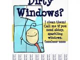 Window Cleaning Flyer Template Window Cleaning Flyer Zazzle