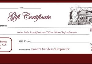 Wine Gift Certificate Template Wine Tasting Gift Certificate Template Gift Ftempo