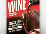 Wine Tasting event Flyer Template Free Pin by Bashooka Web Graphic Design On Food Drink Flyer
