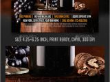 Wine Tasting event Flyer Template Free Wine Festival Flyer Template by Parfienchyk Graphicriver