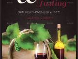 Wine Tasting event Flyer Template Free Wine Tasting Flyer Template by Lou606 Graphicriver