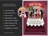Wine Tasting event Flyer Template Free Wine Tasting Flyer Template Flyerheroes