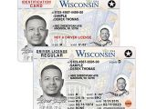 Wisconsin Drivers License Template Wi Department Of Motor Vehicles Impremedia Net